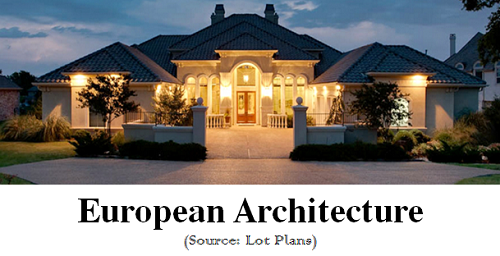 Traditional European Style Homes With Modern Twists