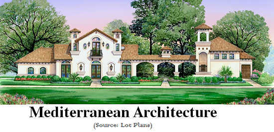 dream homes - mediterranean