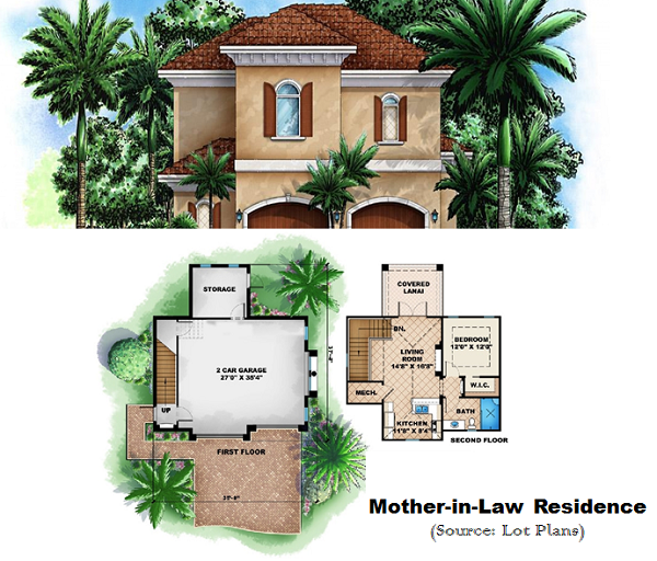 mother in law homes