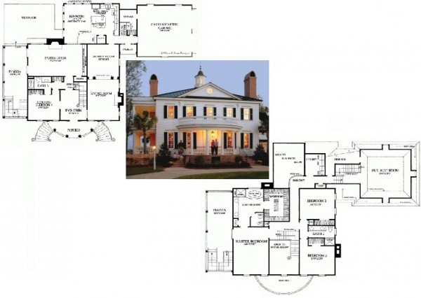 Of Georgian House Plans You Might Just Find The Home Of Your Dreams